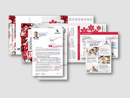 Direct Selfmailer für Swisscom TV 2.0