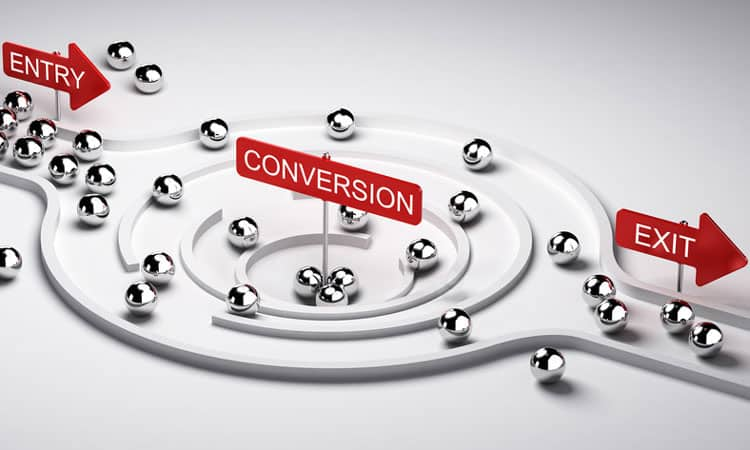 Conversion Rate optimieren – 5 häufige Fehler