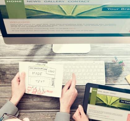 Ein Website-Relaunch kann eine grosse Chance für Ihr Unternehmen sein – wenn er richtig durchgeführt wird. Wir zeigen Ihnen, wie das geht.