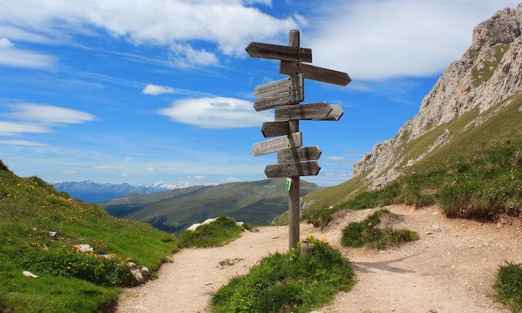 Der Weg bis zur Kaufentscheidung ist äusserst komplex – mit Hilfe des Customer-Journey-Modells lässt er sich aber nachverfolgen und verbessern.