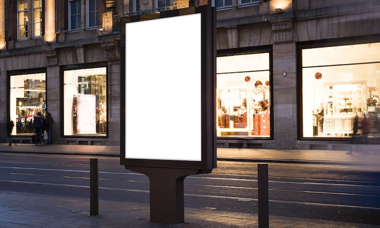 Digital Signage – Bildschirme statt Plakate